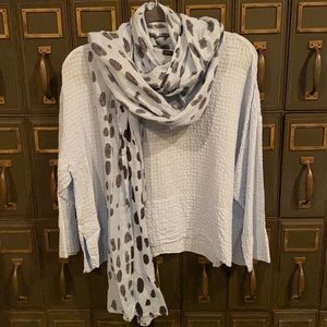 Grizas Silk Cotton Top
